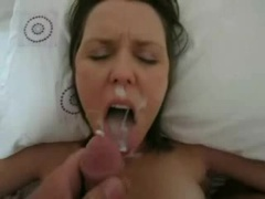 Complete fuck and lots of jizz on her face