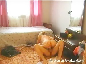Wild blonde babe Ann wants to ride