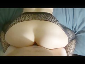 My babe's great ass in POV for you
