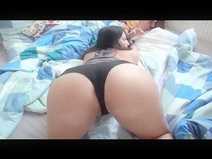 THICK BABE ASS FUCKED AND CUMMED ON